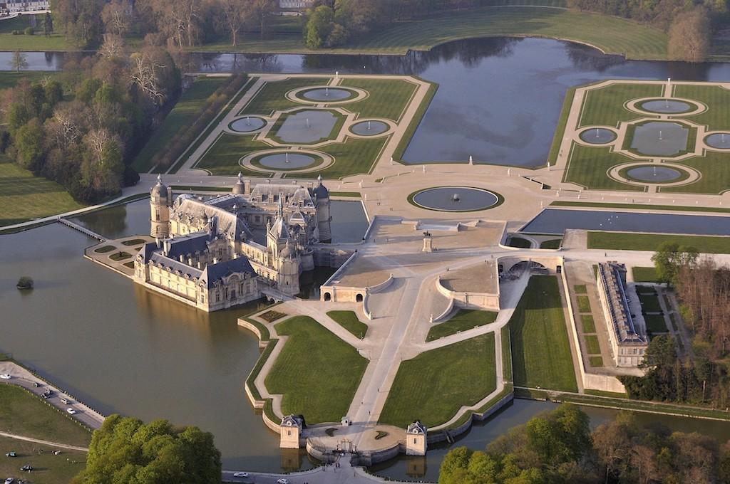 Schloss chantilly