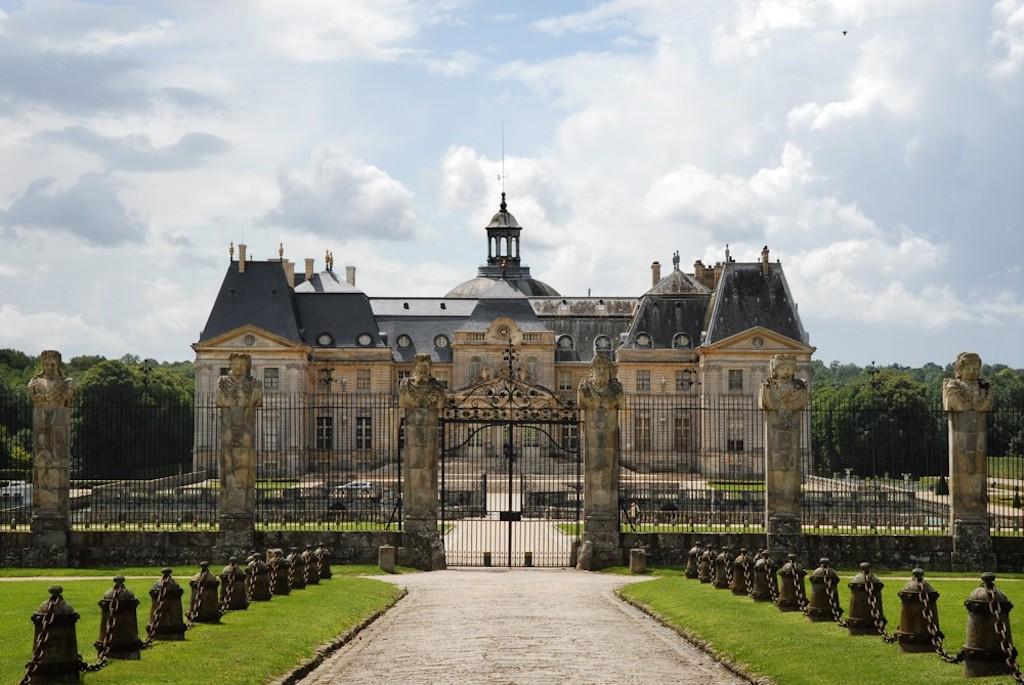 Schloss vaux-le-vicomte