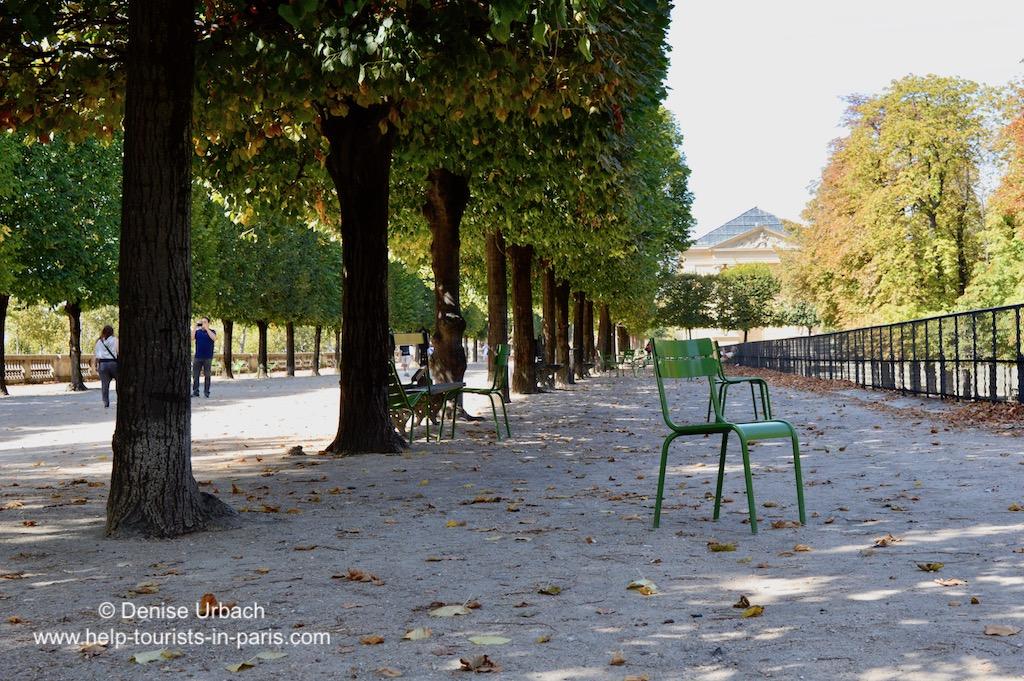 Tuileriengarten Paris