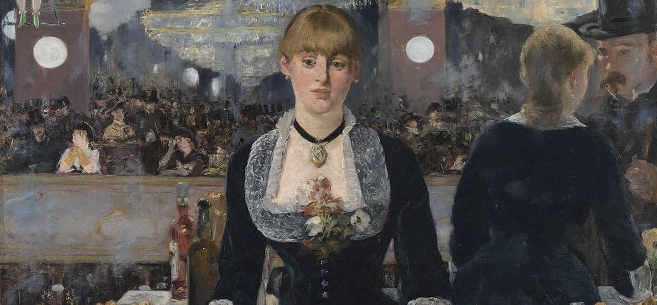 Paris Ausstellung Courtauld in der Fondation Louis Vuitton