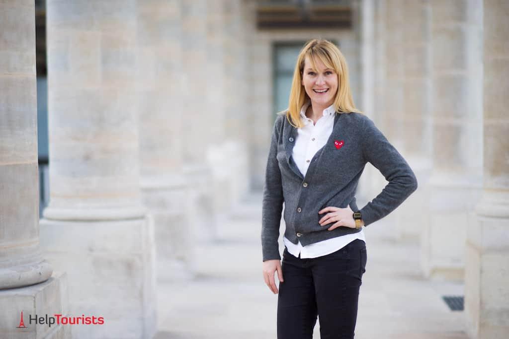 Nadine von HelpTourists