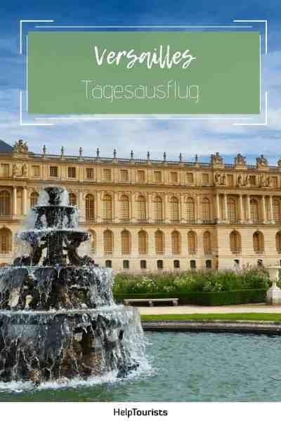 Pin Schloss Versailles