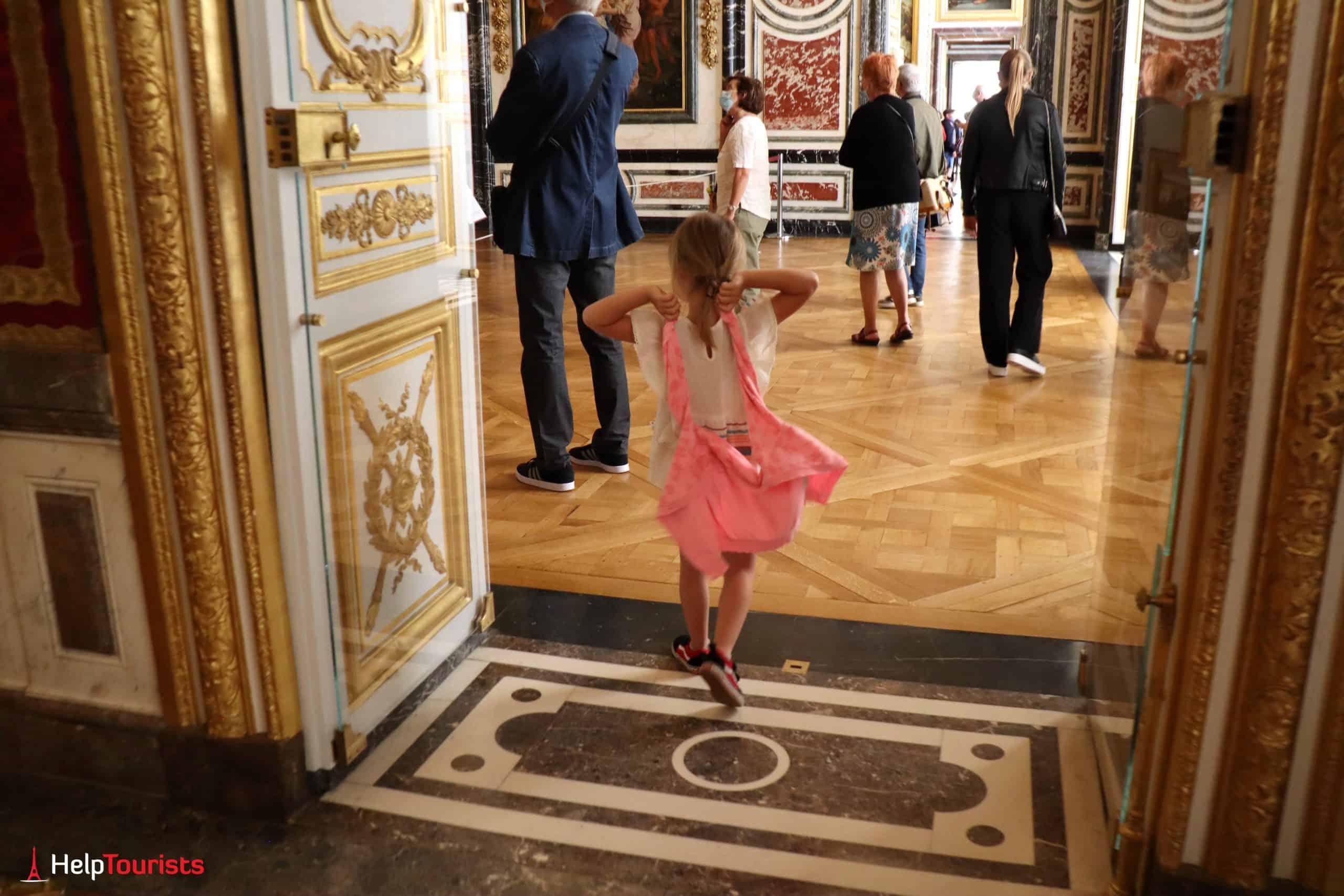 Paris Versailles Antichambre du grand couvert 4
