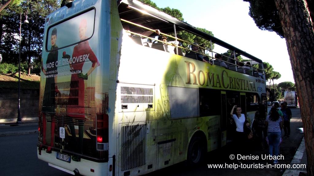 roma-cristiana-sightseeing-bus-rome