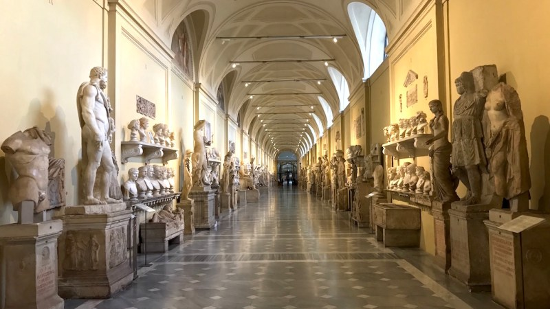 Vatican Museums Rome: Tickets, guided tour, admission and opening hours