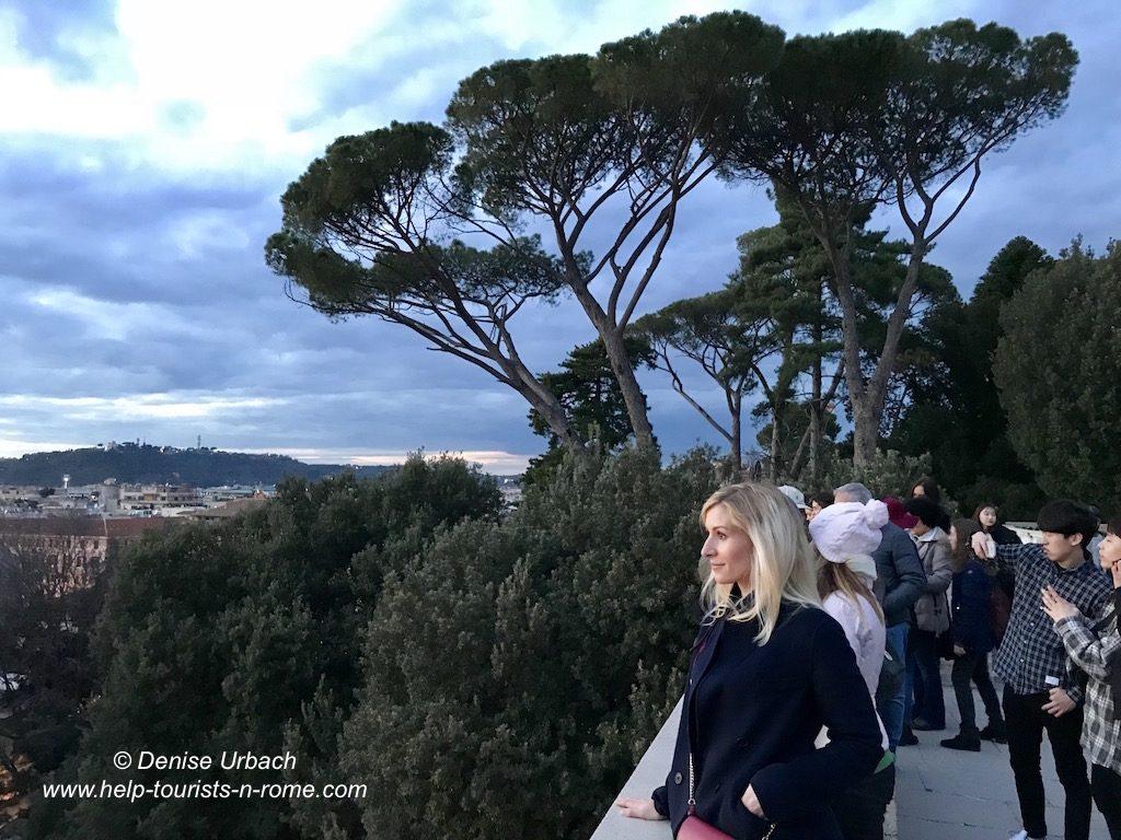 Denise von HelpTourists Rom