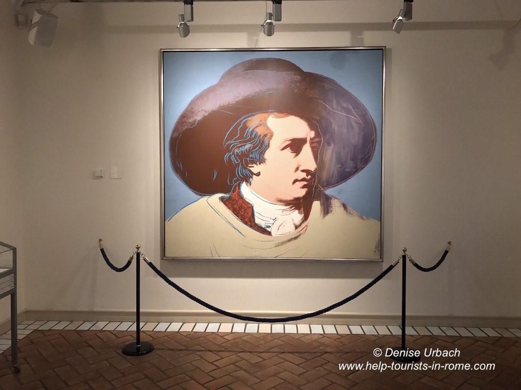 Goethe Haus in Rom