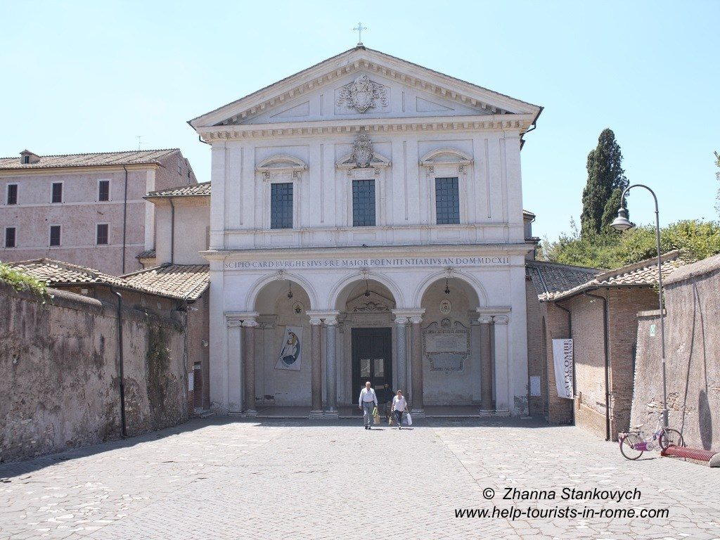 Basilica-San-Sebastiano-in-Rome