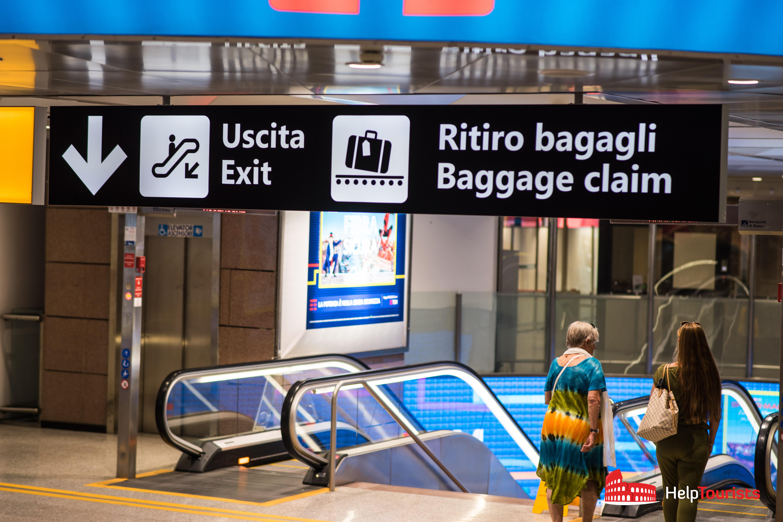 ROM_Flughafen_Gepaeck