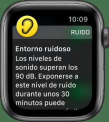 Ver notificaciones y responderlas en el Apple Watch - Soporte técnico de  Apple