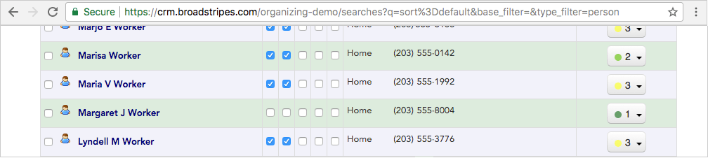 With magic header offthe header section of the search results vanishes as you scroll down through search results.