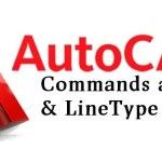 Commands arrays & LineType