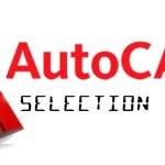 Autocad Selection Sets