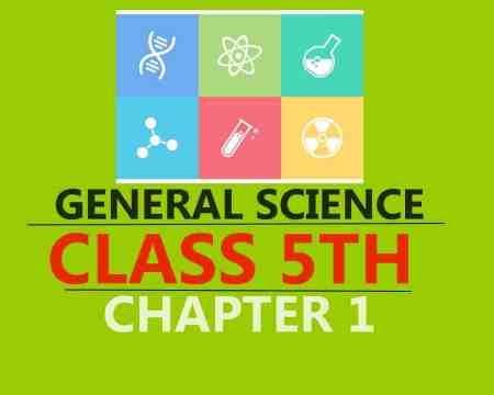 general science class 5 pdf