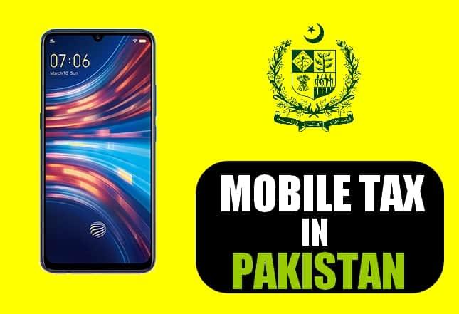 vivo S1 mobile tax in Pakistan
