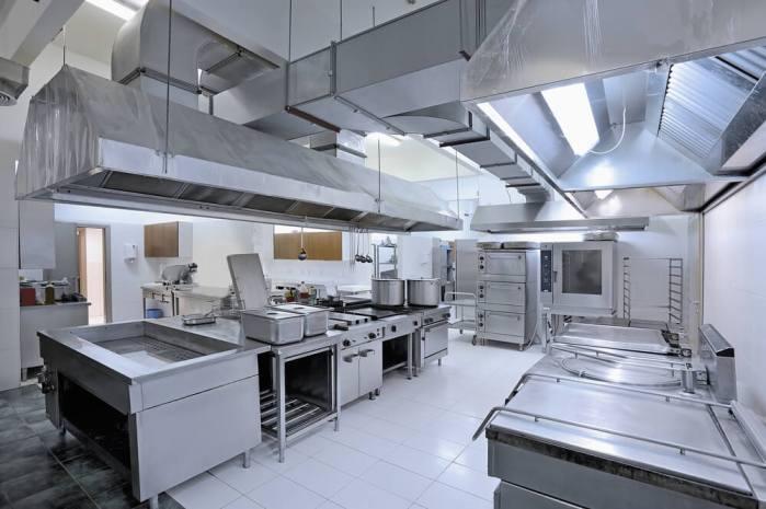 equipamentos para cozinha de restaurante