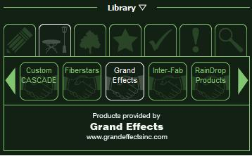 VizTerra Library Panel Vendor Banner