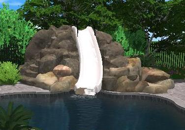 Pool Studio Landscaping Rockwork
