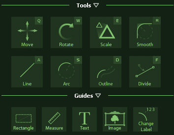 VizTerra Construction tools and guides