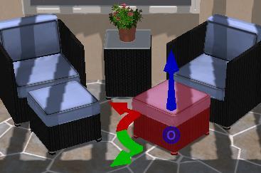 VizTerra Moving Site Amenities in 3D