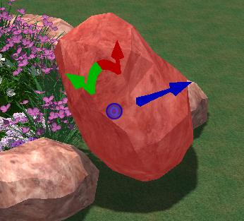 VizTerra Pool Studio 3D Gizmo Scaling Objects