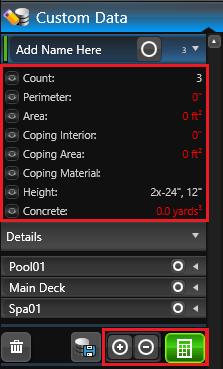 Custom Data Editing