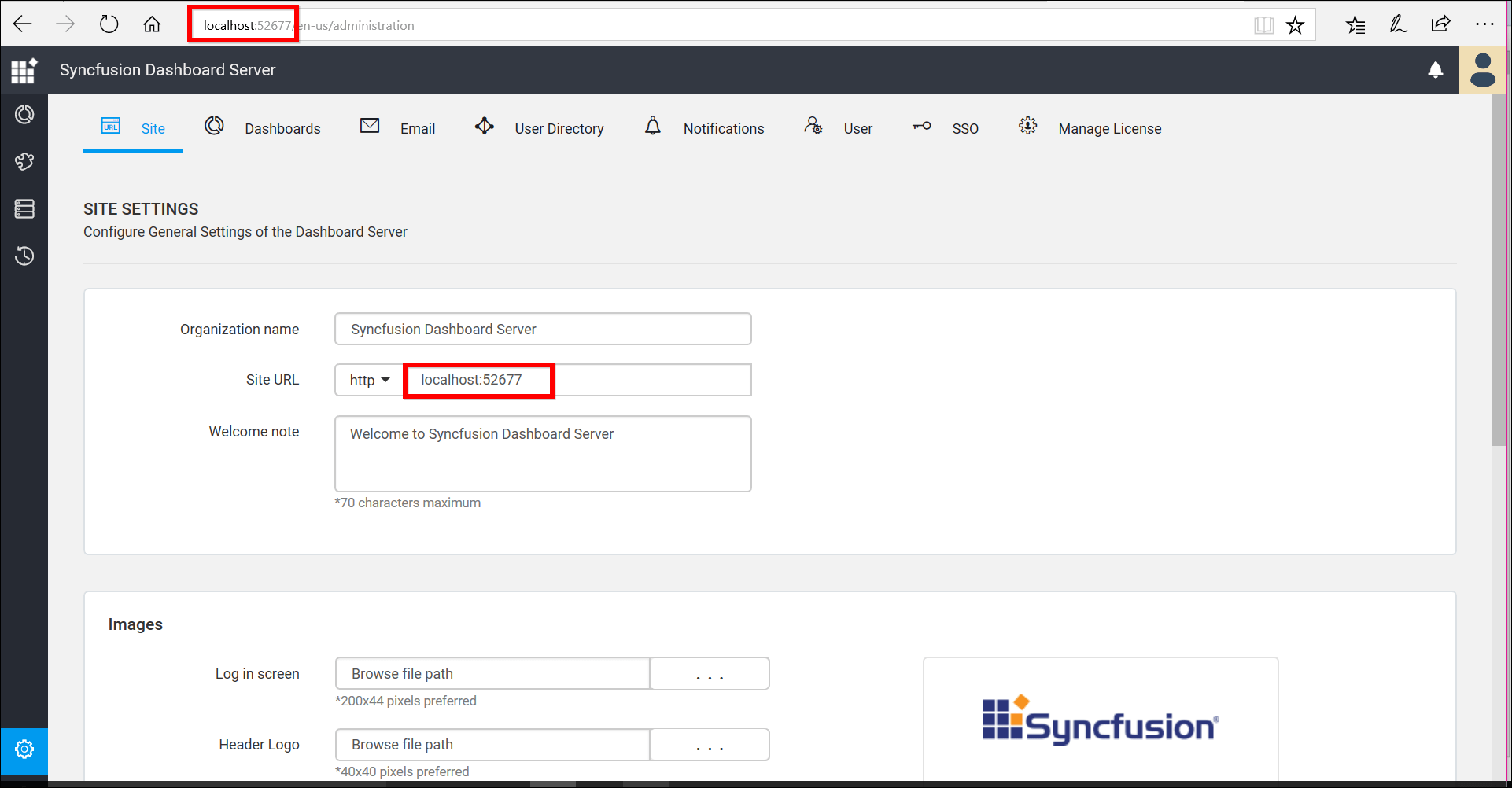 Upgrade Syncfusion Dashboard Server From Any Version To 3 2