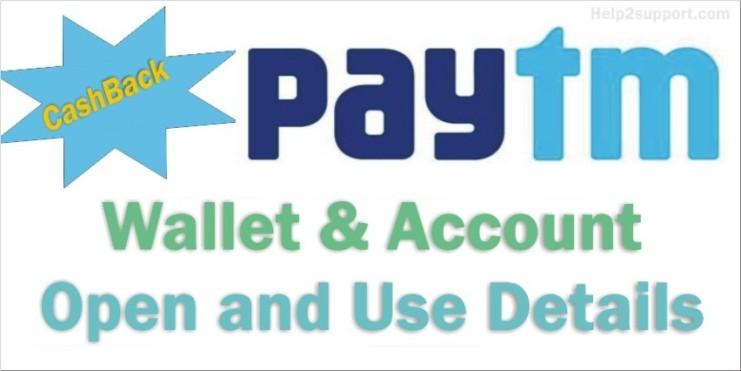 Paytm Account