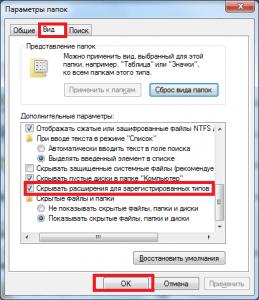 Windows 7'deki Dosya Türünü Nasıl Değiştirilir