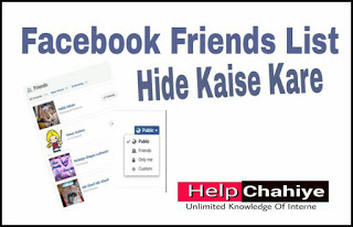 Friends List Chupaye