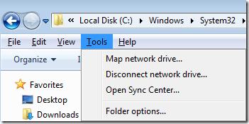 hosts file windows 7