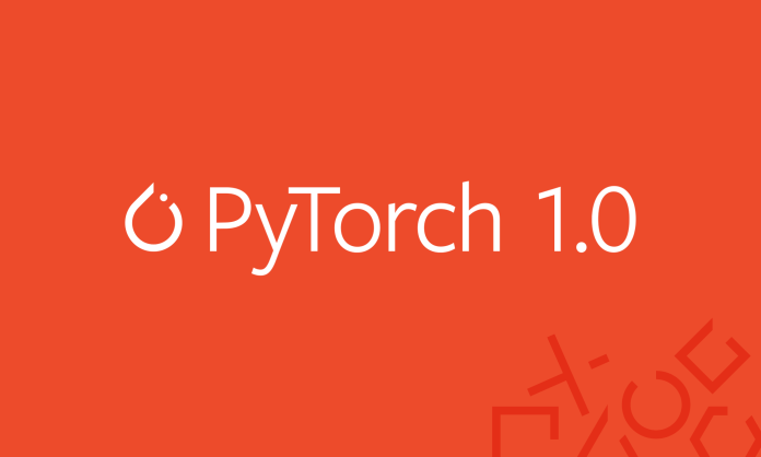 PyTorch 1.0 Release