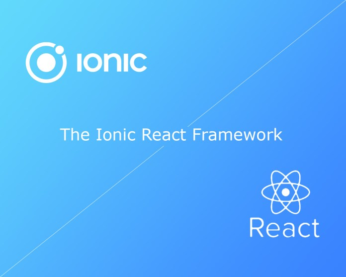 Ionic React: The first beta is here