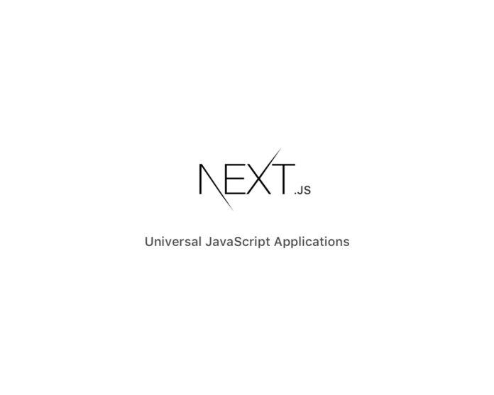 Next.js 8 announced