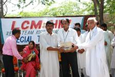 HMI Emergency Help to Victims of Religious Violence in PK