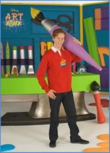 Art Attack Disney Junior