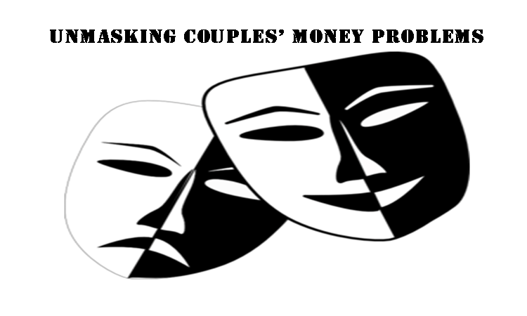 Masked couple -Standard png