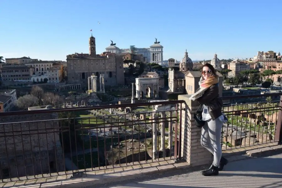 3 Days in Rome - Palatine Hill