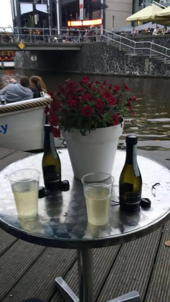 4 days in Amsterdam - Canal Tour