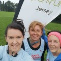 Parkrun alphabet challenge - Jersey
