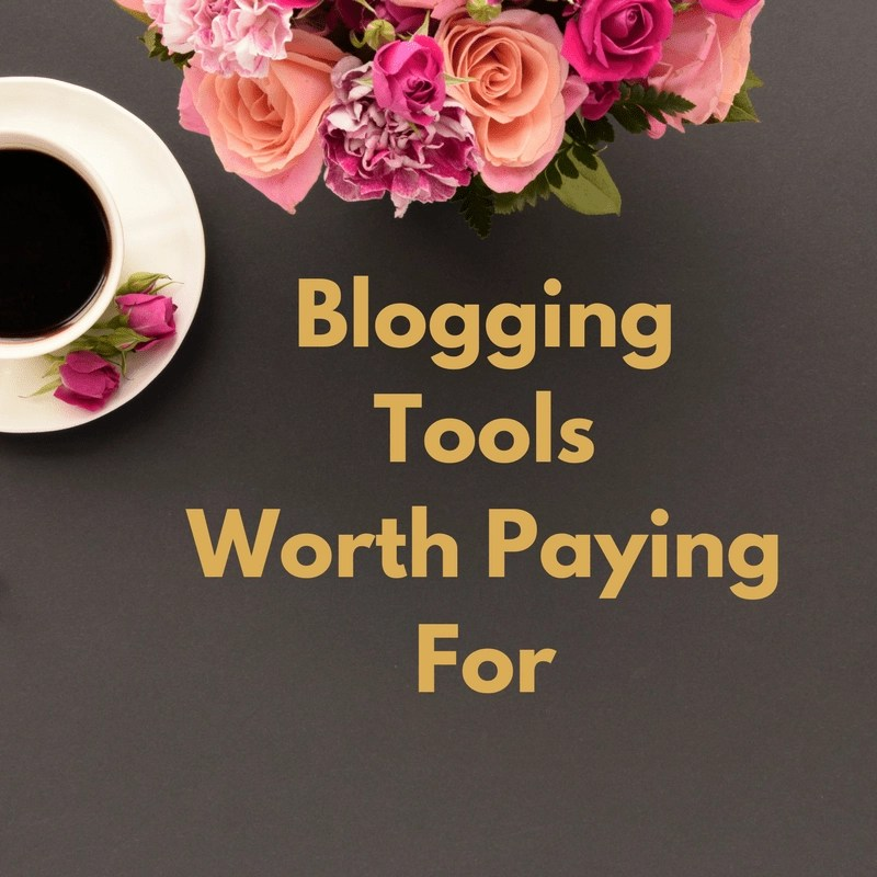 10 Blogging Tools Worth Paying For
