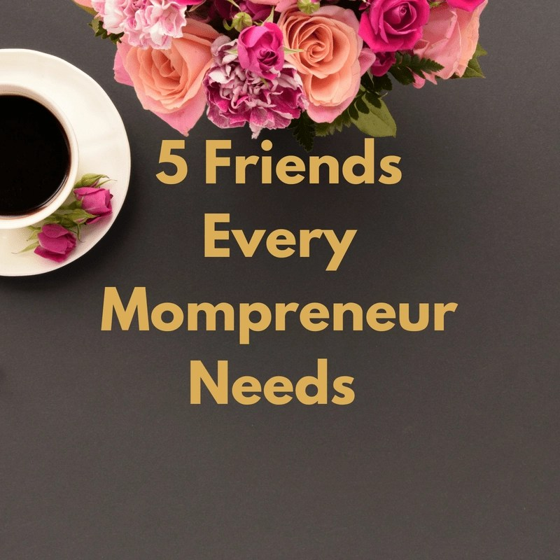 5 Types of Best Friends Every Blogger Needs