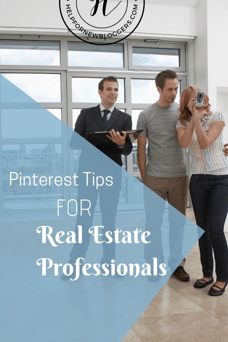 Pinterest for Real Estate Professionals