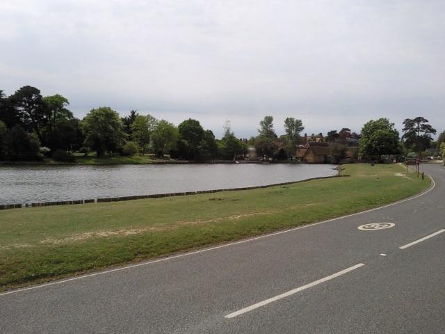 Part of Beaulieu, including the Beaulieu River