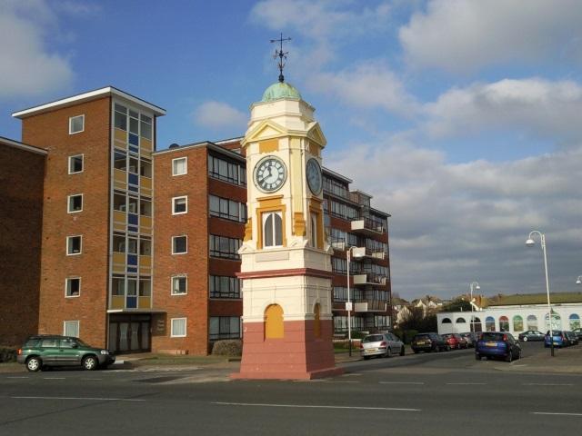 Bexhill-on-Sea Coronation clock