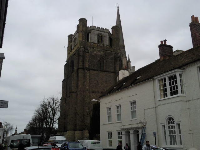 The Bell Tower, Chichester