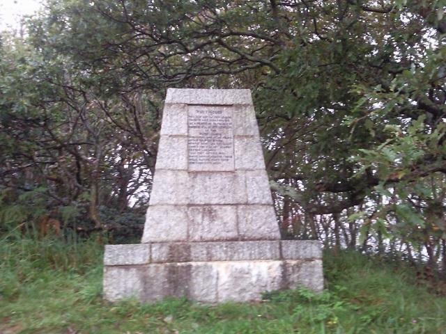Home Guard Memorial, Pennance Point