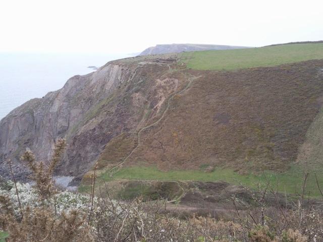 Marsland Cliff