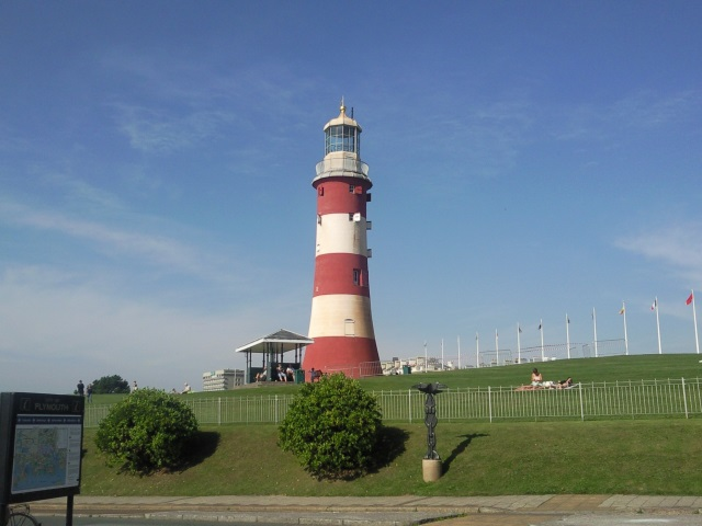 Smeaton's Tower on the Hoe
