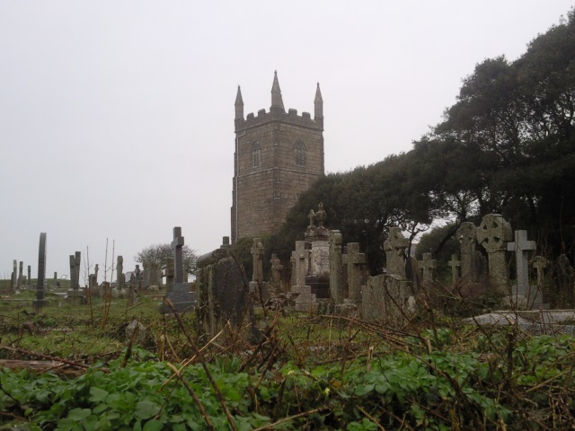 St Uny's, Lelant